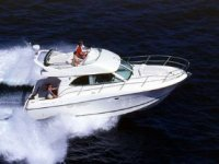 Surcando el mar en barco
