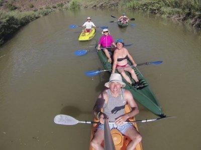 Nautiparque Kayaks