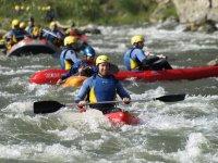 Il fiume Genil offre molteplici opzioni per la discesa