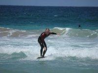 Cursos de surf en Corralejo