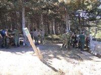 tierraagua营练习气枪武器