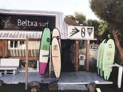 Beltxa Surf Shop Surf