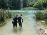 Canyoning in Palencia