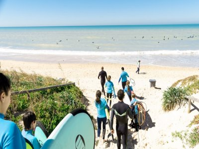 Beltxa Surf Shop Campamentos de Surf