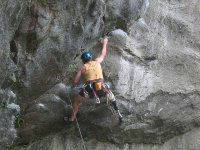 Rocodromo在帕伦西亚介绍爬爬山攀岩帕伦西亚
