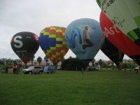 Balloon Regatta a Gijon