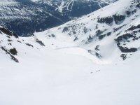 La inmensidad del monte nevado