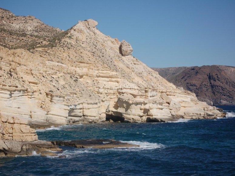Acantilado fósil playazo