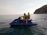 Ruta en moto de agua por Granada