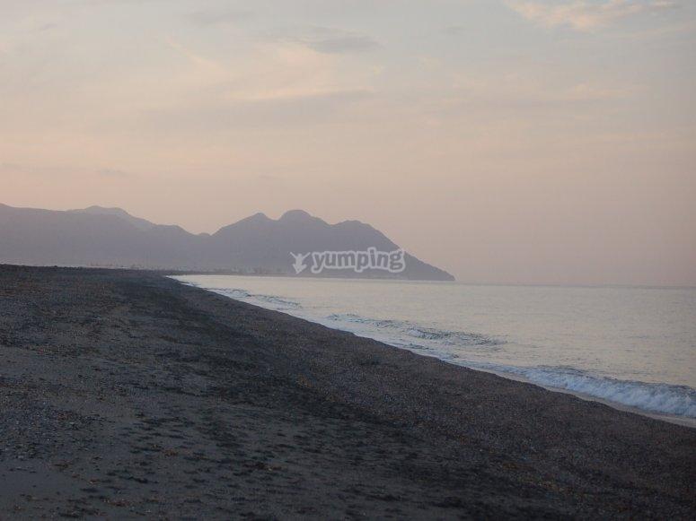 Paisaje Cabo de Gata