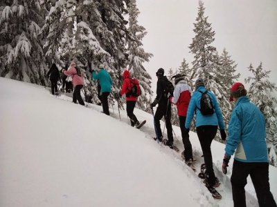 TotVoltant Raquetas de Nieve