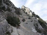 Senderos por las montañas de Murcia