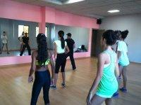 舞蹈班排练