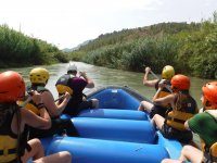 Rowing in the section of Cieza