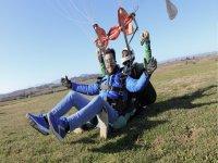 降落降落伞