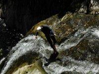 Barrancos en los Picos de Europa