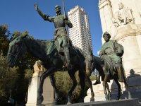 Don Quijote Homage
