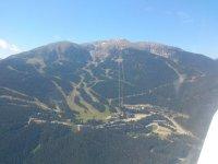 Los Pirineos desde el avion