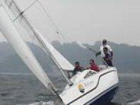 Take sailing courses