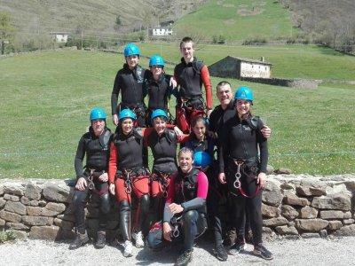 Alto Miera Aventura Team Building