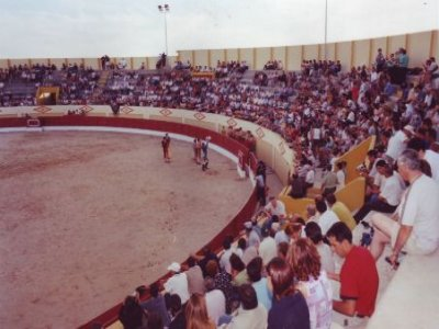Plaza de Toros Babilafuente