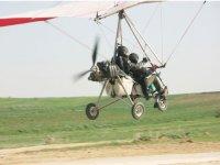 Curso de vuelo en ultraligero