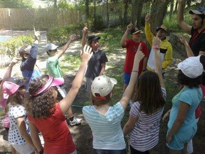 Colectivo Tándem Campamentos Multiaventura