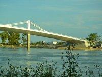 El puente sobre el Ebro