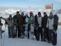 Snowboard en estado puro