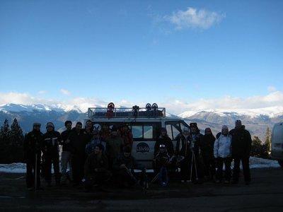 Club D'Esquí Llívia Raquetas de Nieve