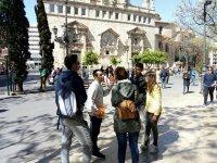 Visita libera del centro di Valencia