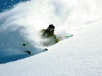 Skiing, an exciting sport