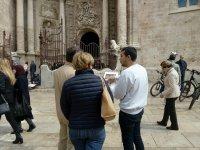 Spiegazione dei monumenti di Valencia