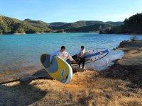 Portare le tavole sulle rive di Valencia