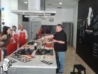 Master class de cocina