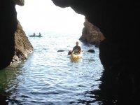 cave routes