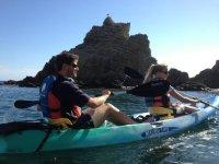 kayak doubles