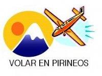Volar en Pirineos