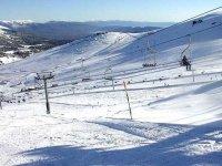 Pistas para esquiar