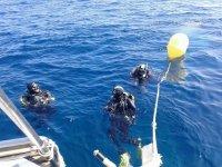 Inmersion de buceo desde Palamos