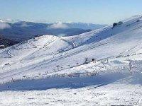 滑雪的理想场地