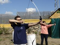 Archery in pairs