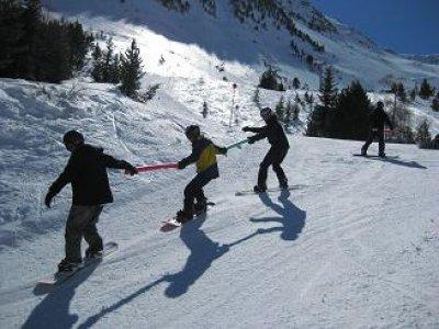 Escola D'esquí i Snowboard Tavascan Snowboard