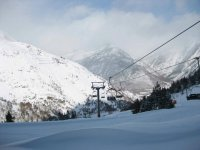 Tavascan的单板滑雪道