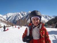 儿童滑雪板
