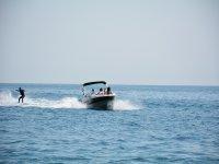 随行私人小船练习