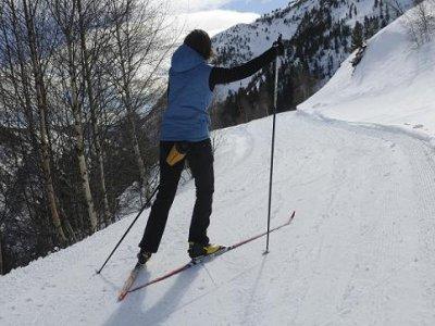 Escola D'Esquí i Snowboard Tavascan Esquí de Fondo