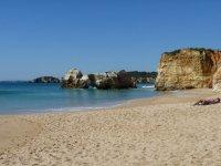 Bucea en el Algarve