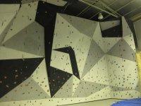 600m2 de escalada deportiva