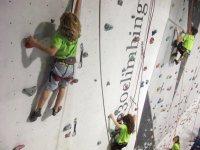 Escuela infantil de escalada